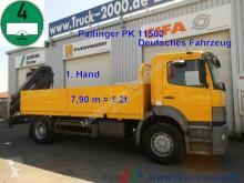 camión Mercedes 1828 PK 11502 7,9m=1,2t.*5.+6.Steuerkreis*1.