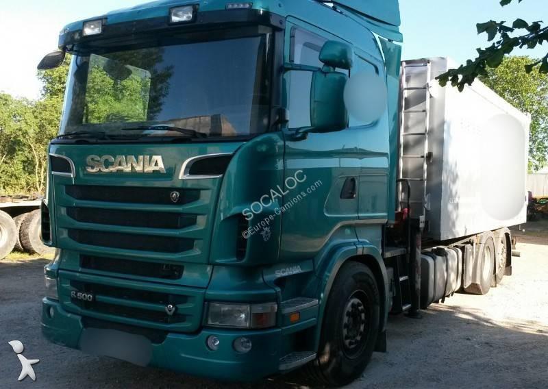 camion scania 915 annonces de camion scania d 39 occasion pro ou particulier en vente. Black Bedroom Furniture Sets. Home Design Ideas