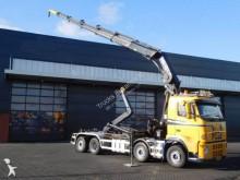 Camión caja abierta Volvo FH 480
