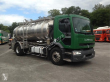 Renault food tanker truck