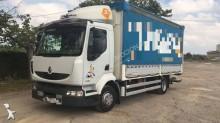 Camión caja abierta Renault Midlum 220.12 DXI