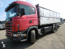 Scania cereal tipper truck