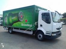 Camión furgón transporte de bebidas Renault MIDLUMM 190.14