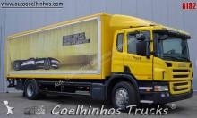 Scania box truck