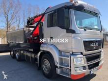 MAN TGS 26.540 truck