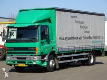 DAF 65 CF 210 EURO 2 PRITSCHE + PLANE truck