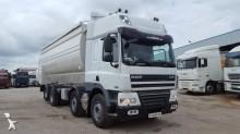DAF food tanker truck