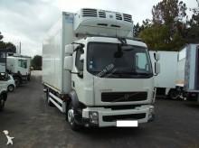 Volvo multi temperature refrigerated truck