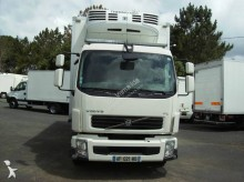 Volvo multi temperature refrigerated truck