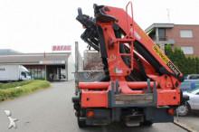 Palfinger flatbed truck