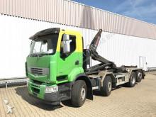 camion Renault Premium Lander 430 8x2 Lander 430 8x2, mit Kran, Hiab Multilift XR2