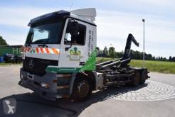 camion Mercedes DB 2640 Actros Abrollkipper Meiller Aufbau