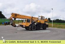 Liebherr flatbed truck