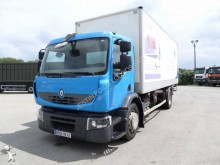 Renault container truck