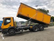 camion ribaltabile trasporto cereali Iveco