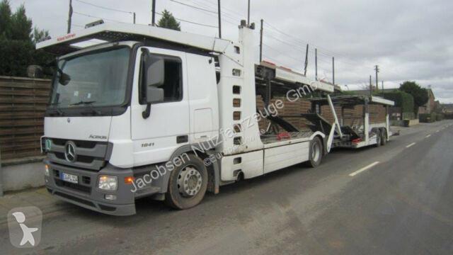 Camion Mercedes Actros1841*Euro5*Retarder*KTT Supertrans/Metago