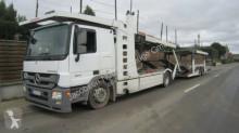 camión Mercedes Actros1841*Euro5*Retarder*KTT Supertrans/Metago