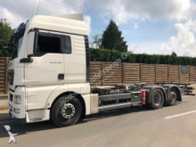 camión MAN TGX 26.440*Euro5*BDF*AHK*NAVI*Inta