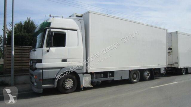 Camion Mercedes Actros2543*Kofferzug*temperiert*PMK Euro4*LBW