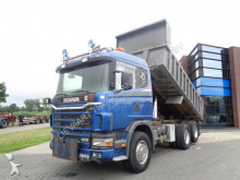camion Scania 124.420 Tipper / / Manual / Full Steel