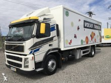 Volvo insulated truck