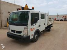 Camión volquete Nissan Cabstar double cabin, dump truck
