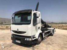 Camión portacontenedores Renault Midlum 180.12 DCI