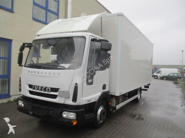 Camión Iveco 75E21
