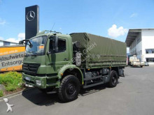 ciężarówka Mercedes Axor 1829 A 4x4 Single Bereifung Expedition 2St