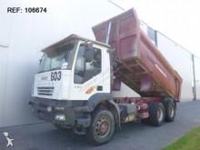 vrachtwagen Iveco TRAKKER AD380T38 MANUAL FULL STEEL EURO 3