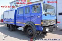 Magirus-Deutz box truck