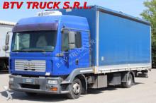 camion MAN TGL TGL 8 180 MOTRICE CENTINATA 2 ASSI 75 COMPL.