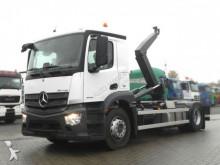 camión Mercedes Antos 1836 L 4x2 Abrollkipper nur 10TKM neuwerti