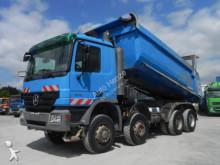 camión Mercedes Actros 4141 8x6 4 Achs Muldenkipper