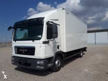 Camión furgón caja polyfond MAN TGL 12.250