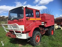 Renault wildland fire engine truck