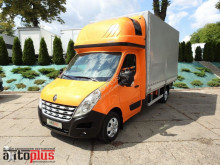 Renault MASTERPLANDEKA WINDA 8 PALET WEBASTO KLIMA NAWIGACJA [ 7506 ] truck