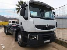 Camión portacontenedores Renault Premium Lander