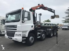 DAF hook lift truck