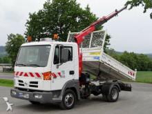 ciężarówka Nissan ATLEON 56.13 / 4X2 / WYWROTKA + HDS MAXILIFT 260