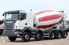 Scania powder tanker truck