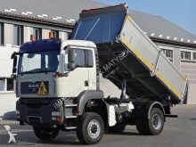 MAN TGA 18.400 / 4X4 / 3 SIDED TIPPER / truck