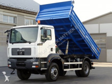 MAN TGM 18.240 / 4X4 / 3 SIDED TIPPER / 70 000 KM / truck
