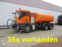 MAN TGS 33.360 6x4 33.360 6x4 Sprühwagen Schmidt CityJet 14.000l truck