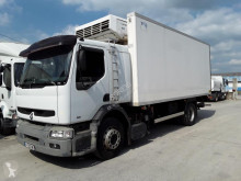 Renault meat transport refrigerated truck