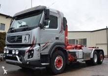 Camión portacontenedores Volvo FMX 500
