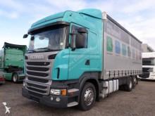 Camión lona corredera (tautliner) Scania R 500