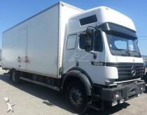 Mercedes moving box truck