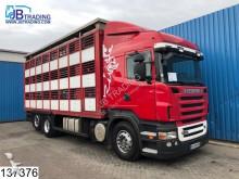 Scania cattle truck