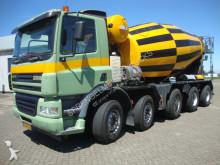 Ginaf concrete mixer truck